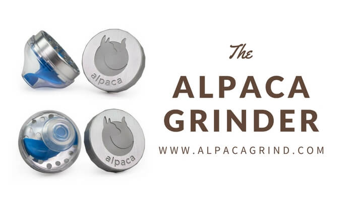 The Alpaca Grinder – Grind & Dispense in Seconds