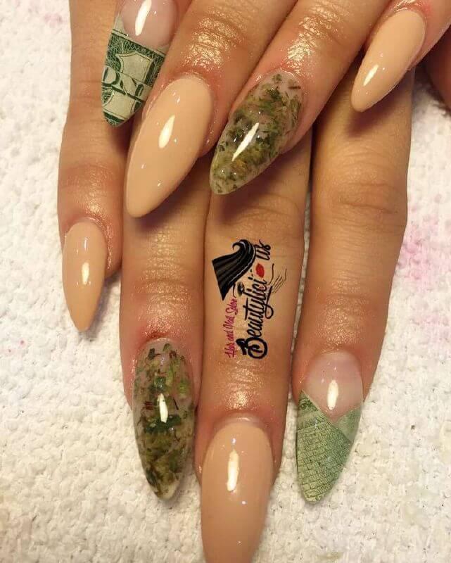 Weed Nails International Highlife