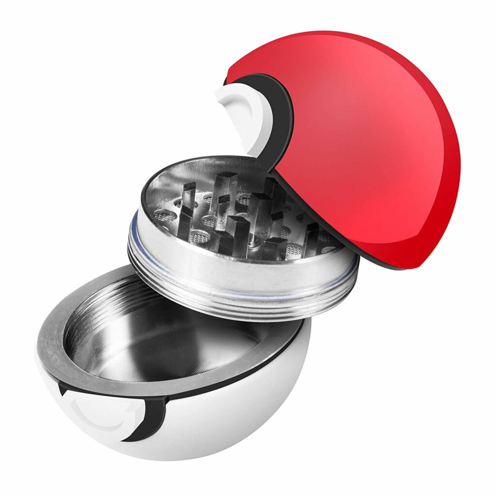 KOBRA Grinders - Pokemon Pokeball Grinder