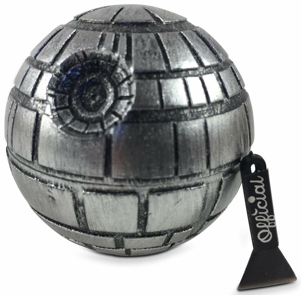 Official Death Star Weed Grinder