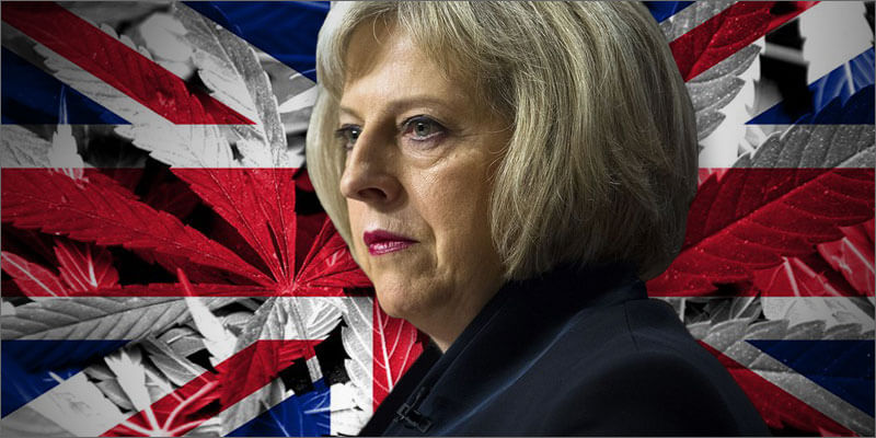British Prime Minister Just Claimed Cannabis Leads To Heroin And Suicide