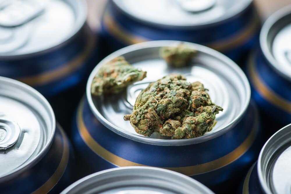 Big Alcohol Lobby Against Cannabis