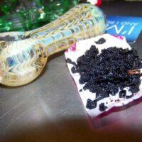 weed-resin