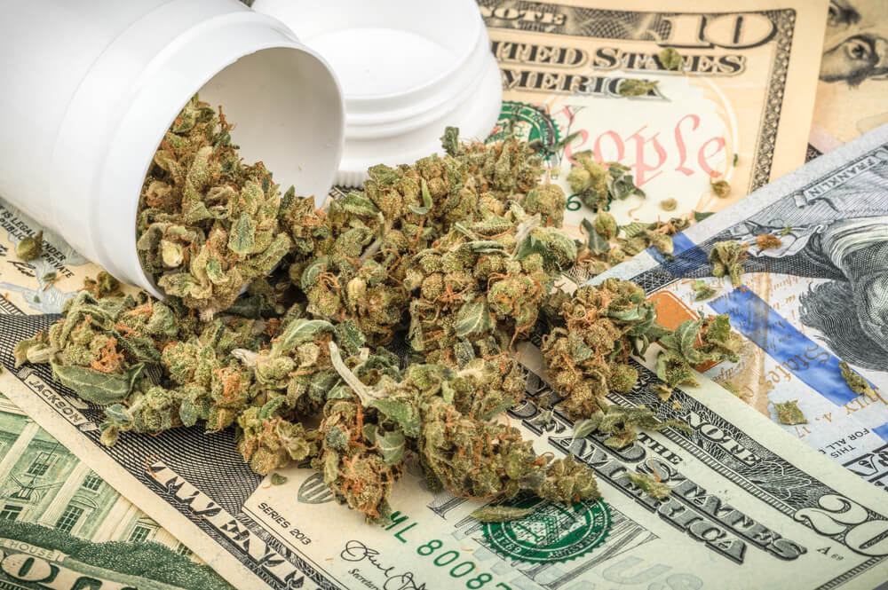 It May Be Legal to Buy Weed in Nevada, But It'll Cost You