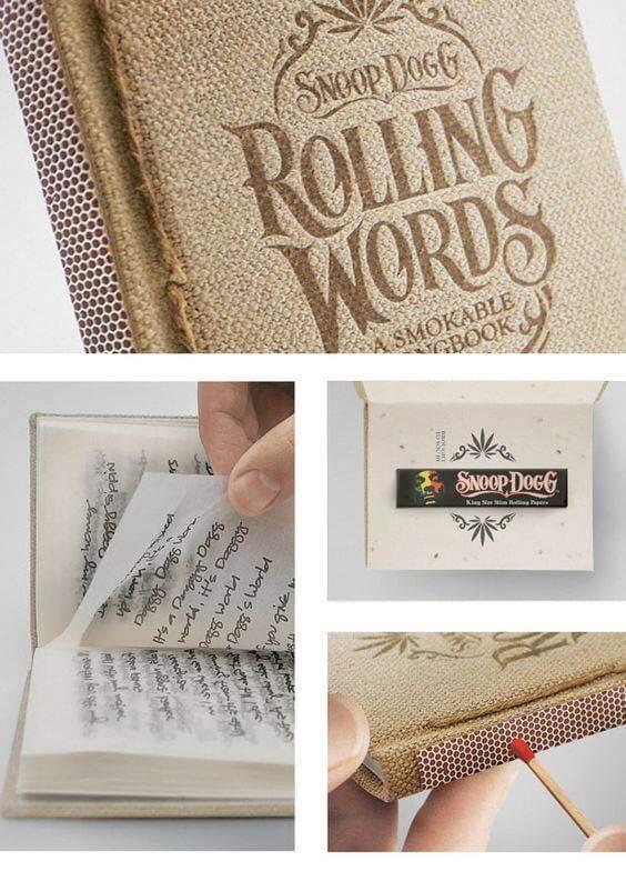 Smoke & Read Snoop Dogg's Lyrics While You Roll