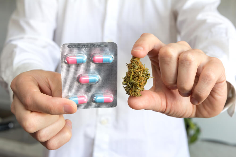 Study: Nearly Half Of People Who Use CBD Drop Traditional Medicines