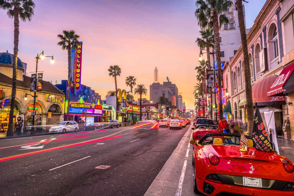 Los Angeles Weed Cities