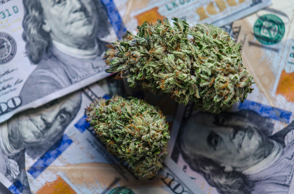 Average Legal Cannabis Consumer Spends $100+ Per Month on Weed