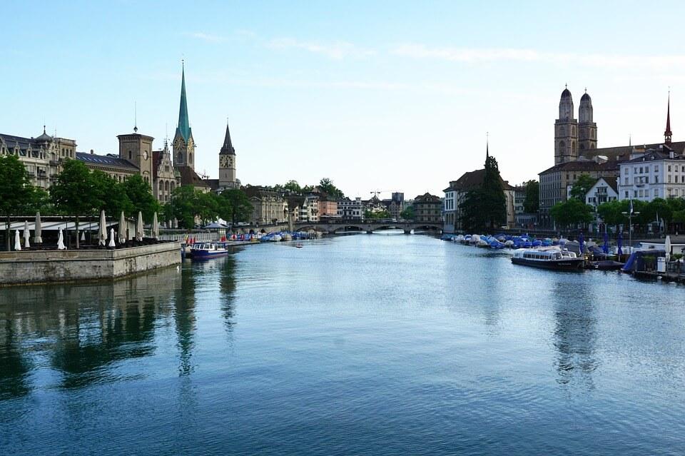 Zurich Switzerland Cannabis best weed cities