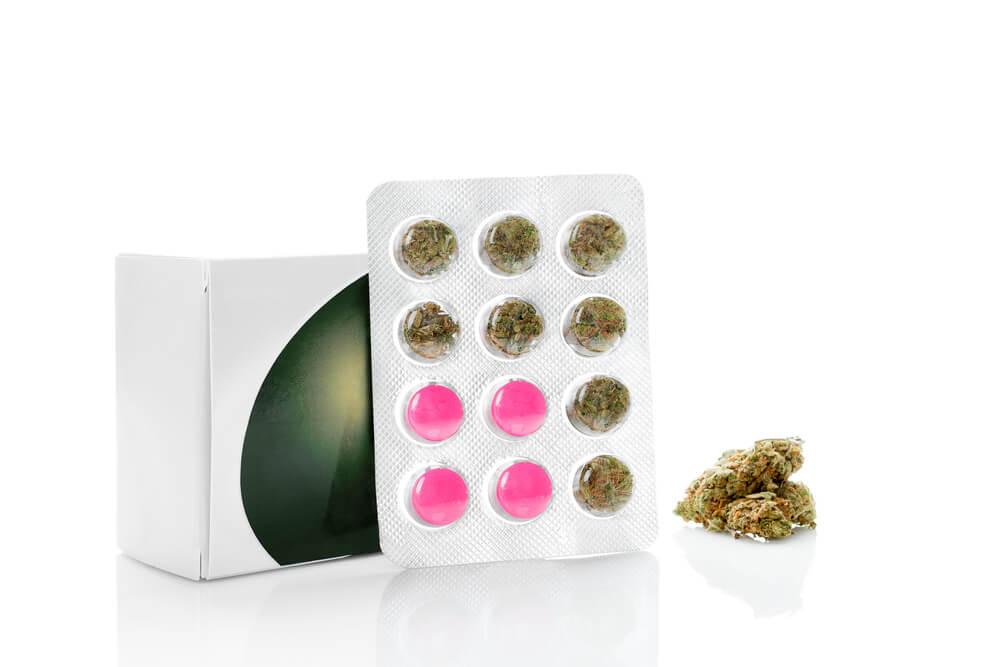 """Big Pharma"" to Lose Big Money to Medical Marijuana"