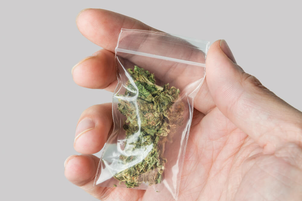 Dub Sack of Weed