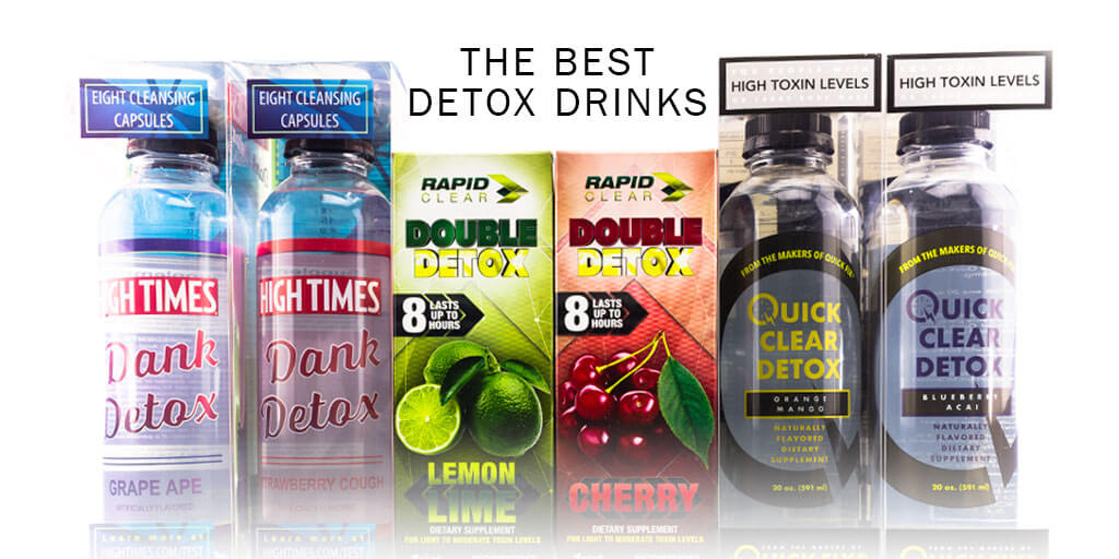 Why Detox Drinks Are Becoming The Go To Choice For Passing Your Test