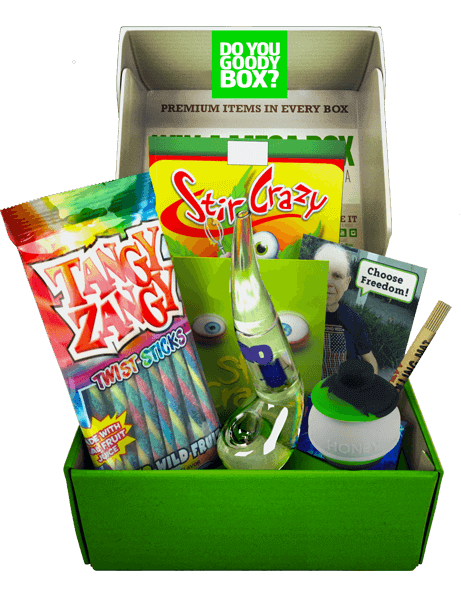 420 GoodyBox - Weed Subscription Service