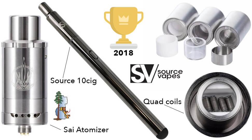 Best Vape Pen For Wax In 2018