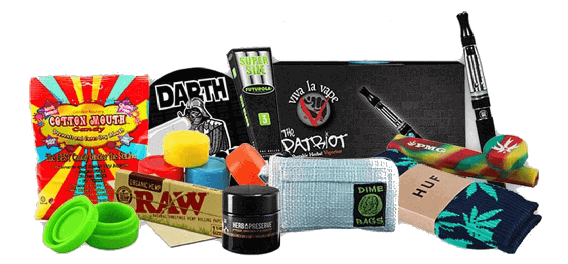 Cannabox Weed Subscription Box