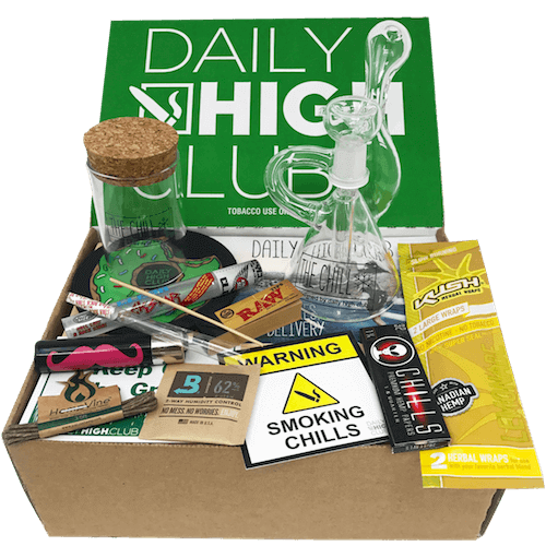 Our top 10 favorite weed subscription box services for joint rollers glass collectors dabbers and allaround cannabis lovers