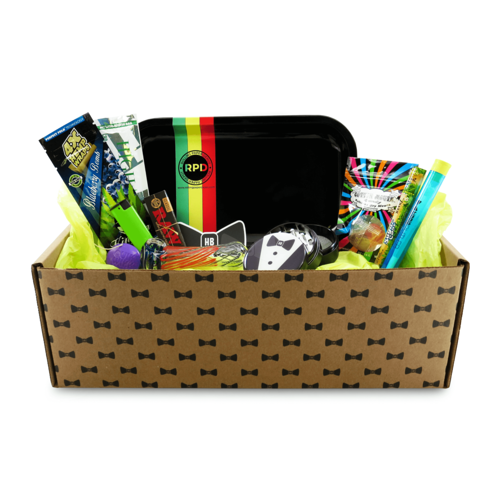 Hippie Buttler Subscription Box