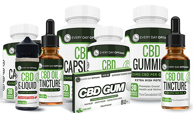 The Health Benefits of CBD Oil