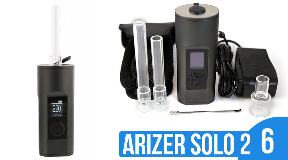 Arizer Solo Review