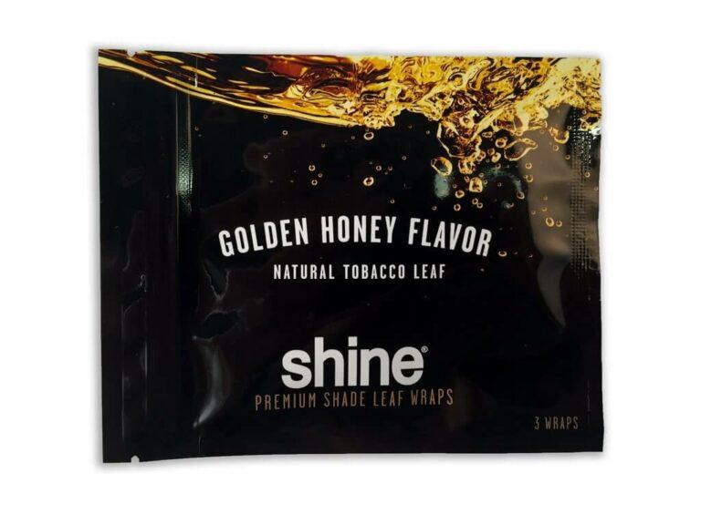 Shine Blunt Wrap - Premium Shade Leaf Wrap