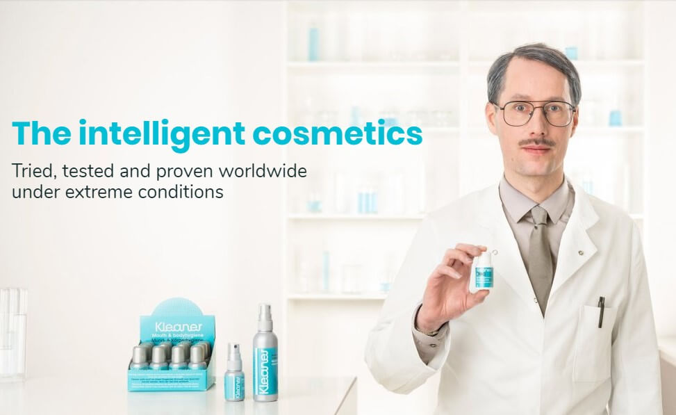 How to Test Clean With Kleaner Cosmetic Products