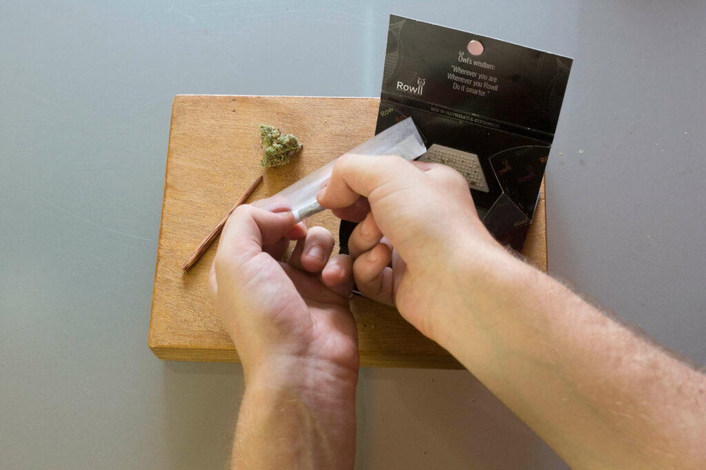 How To Roll A Joint - Step 6