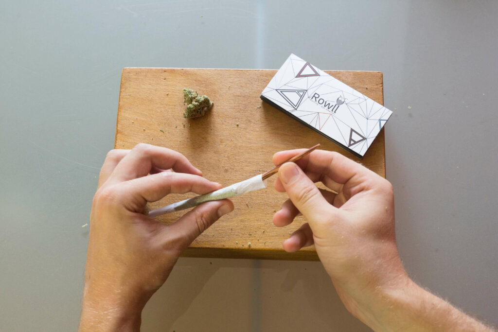 How To Roll A Joint - Step 7
