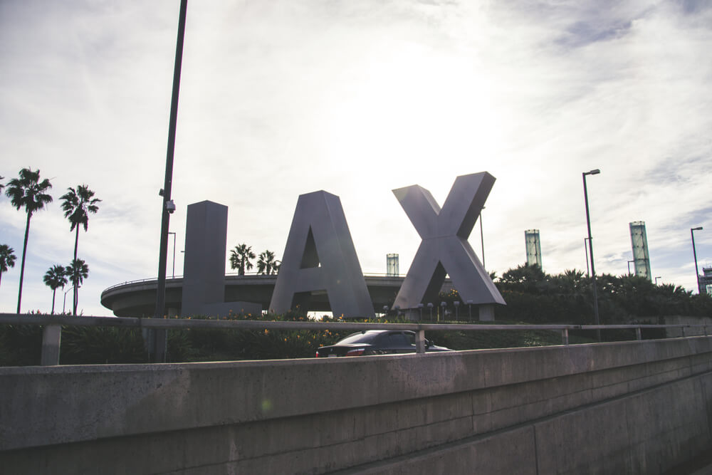 Passengers Can Now Bring Cannabis Into Los Angeles International Airport