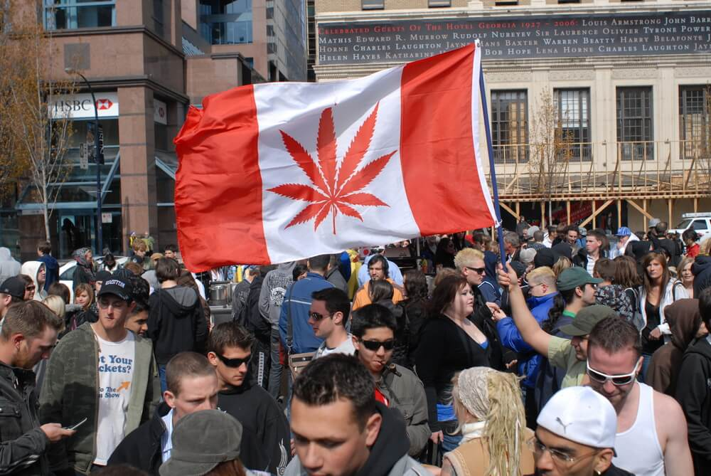 Canada Becomes Second Country To Legalize Recreational Cannabis