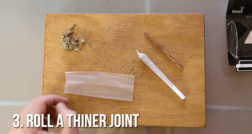Cross Joint - Roll A Thin Joint
