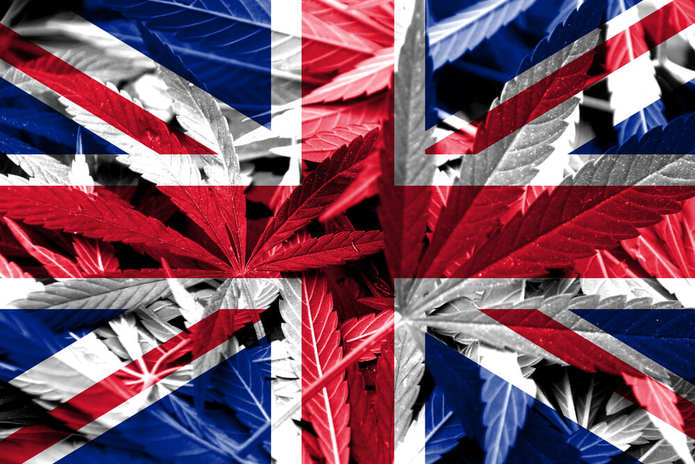 UK Government Declares Cannabis For Medicinal Purposes Legal