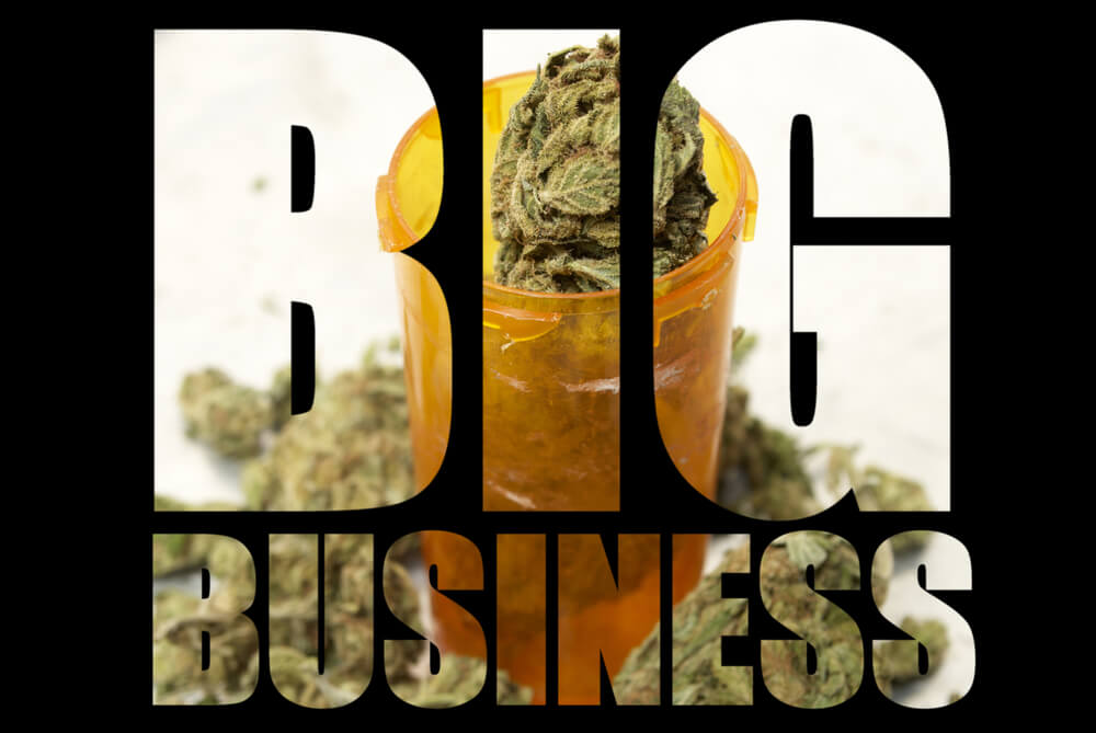 Cannabis Industry Big Business