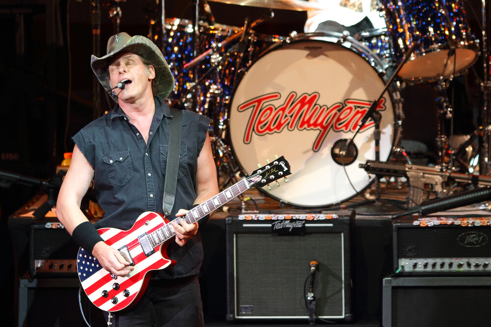 Ted Nugent: Canada Is Absolutely Crazy For Legalizing Cannabis
