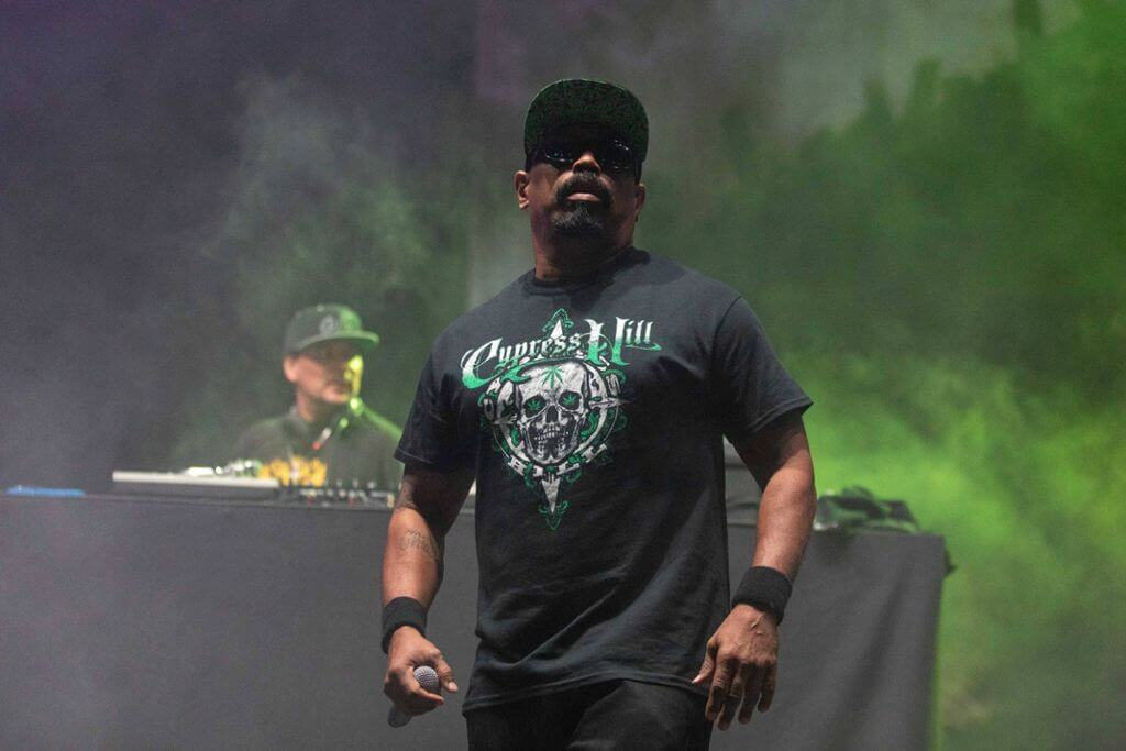 Cypress-Hill Concert in Munich: Police Files 34 Charges
