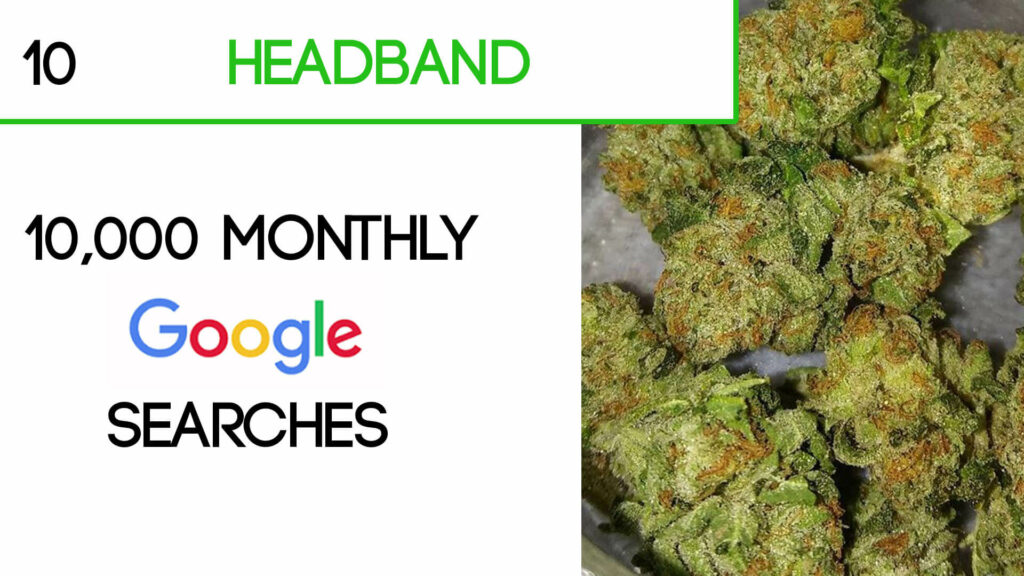 Headband Cannabis Strain