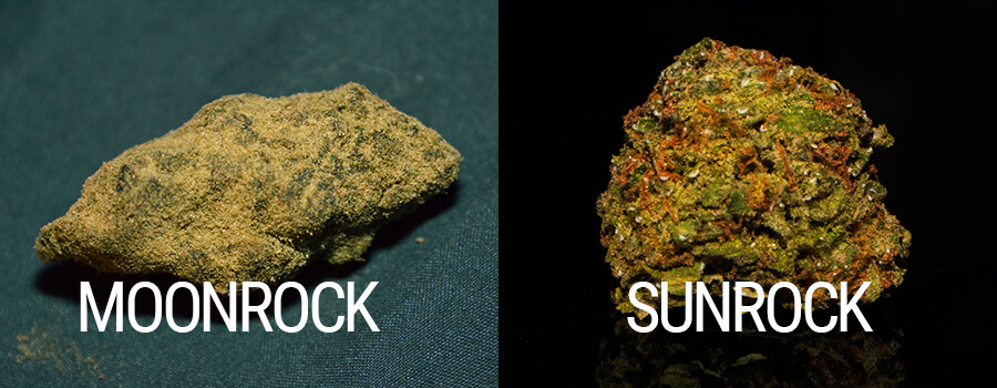MoonRocks Vs SunRocks – What Will Get You Higher?