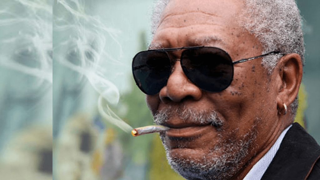 Morgan Freeman: The Only Thing That Offers Any Pain Relief Is Marijuana