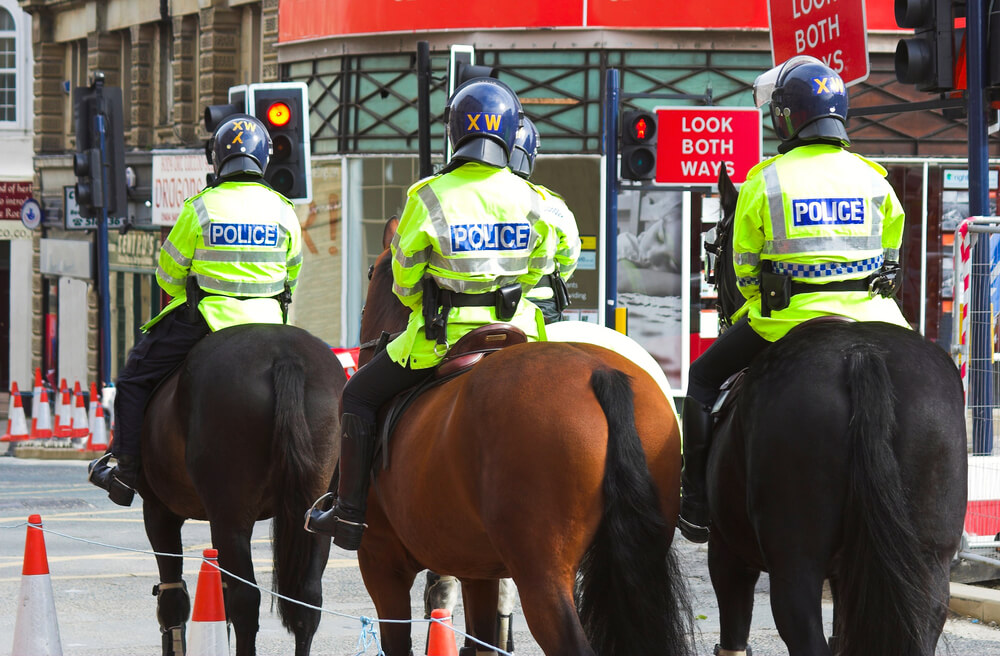"UK: One Million Hours Of Police Time A Year ""Wasted Enforcing Cannabis Prohibition"""