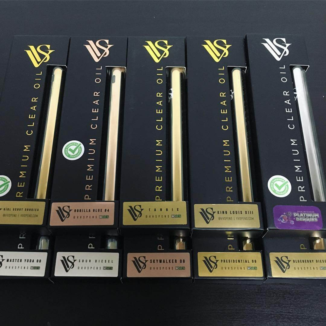 VVS Vape Pen Review: Good Disposable And THC Strength