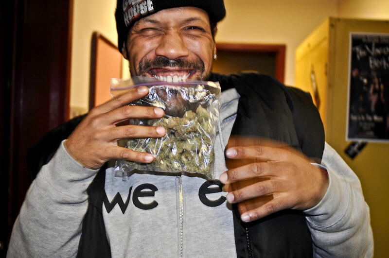Redman's Mom Found 20 Year Old Bags Of His Weed [Video]