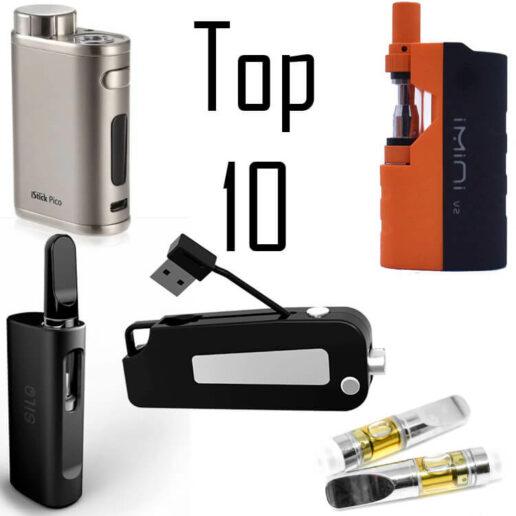 top 10 oil vape batteries