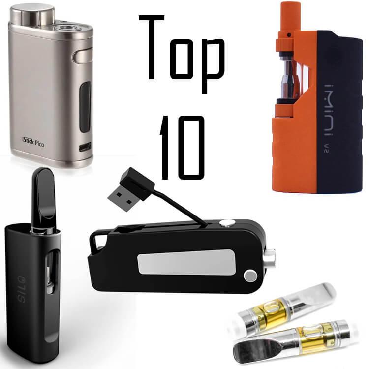 Top 10 Best Vape Batteries For Oil Cartridges