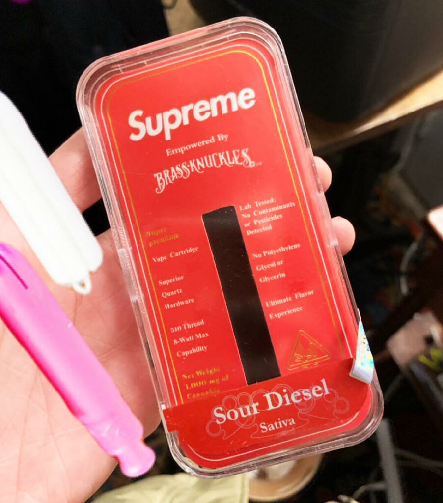Supreme Cartridge Review: Another THC Oil Cartridge With