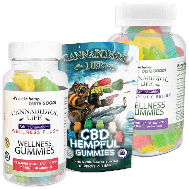 CBD Gummies Cannabidiol Life