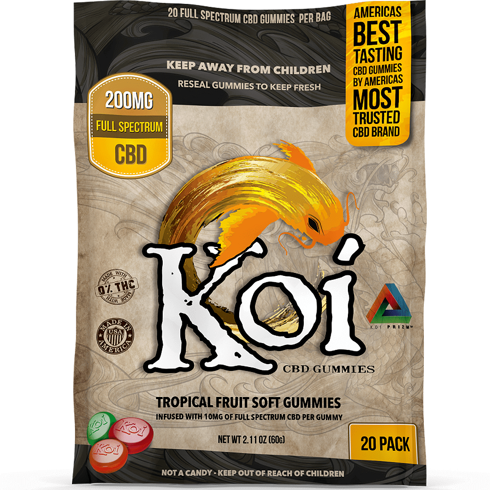 Koi CBD Gummies