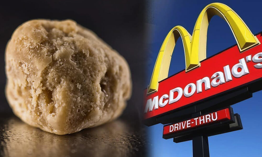 Man Arrested for Offering to Trade Wax for McDonald's on Facebook