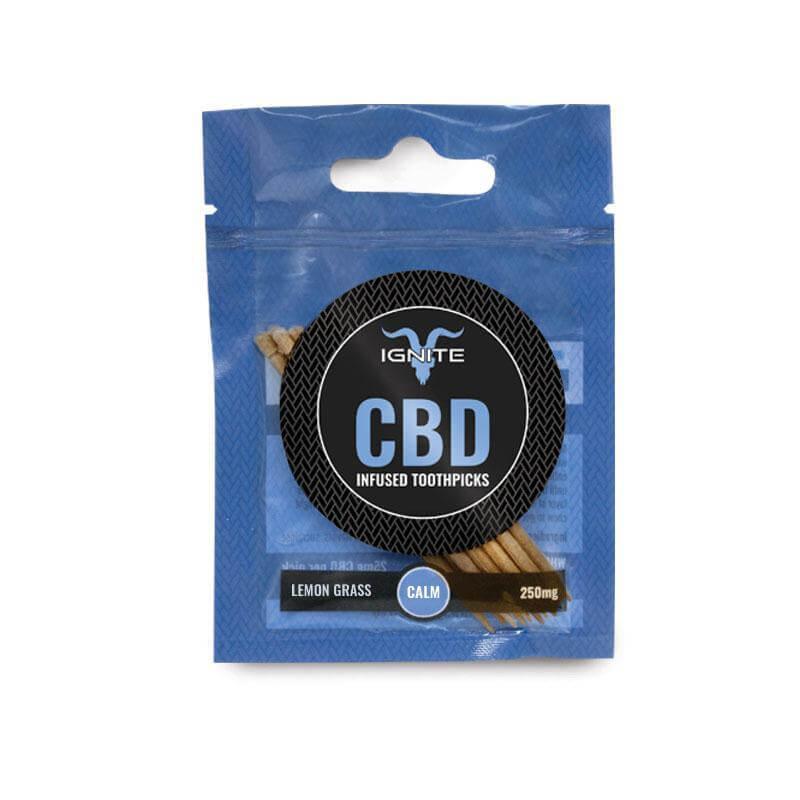 Dan Bilzerian's Ignite Brand Launched CBD Infused Toothpicks