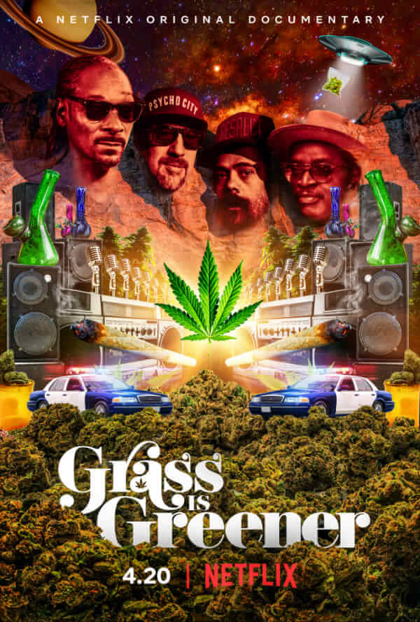 Netflix Weed Documentary 'Grass Is Greener' Is Airing on 4/20 [Trailer]