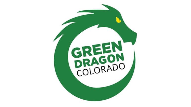 Green Dragon Cannabis Logo