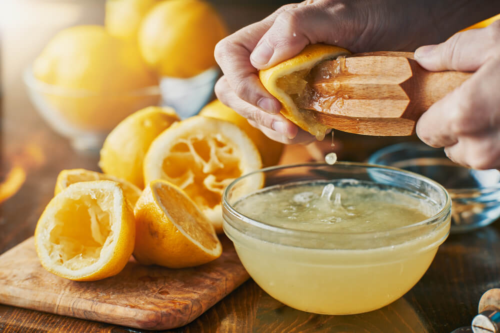 Lemon Juice Detox